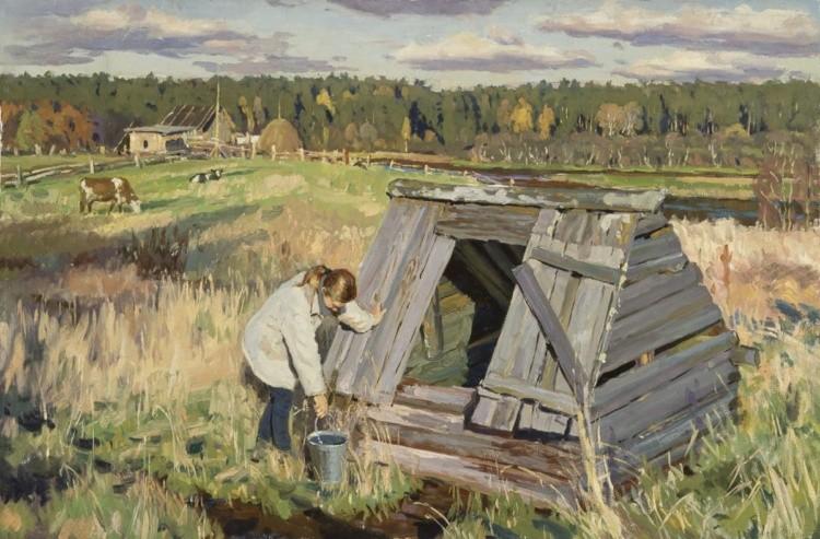 художник Андрей Дареев картины – 14
