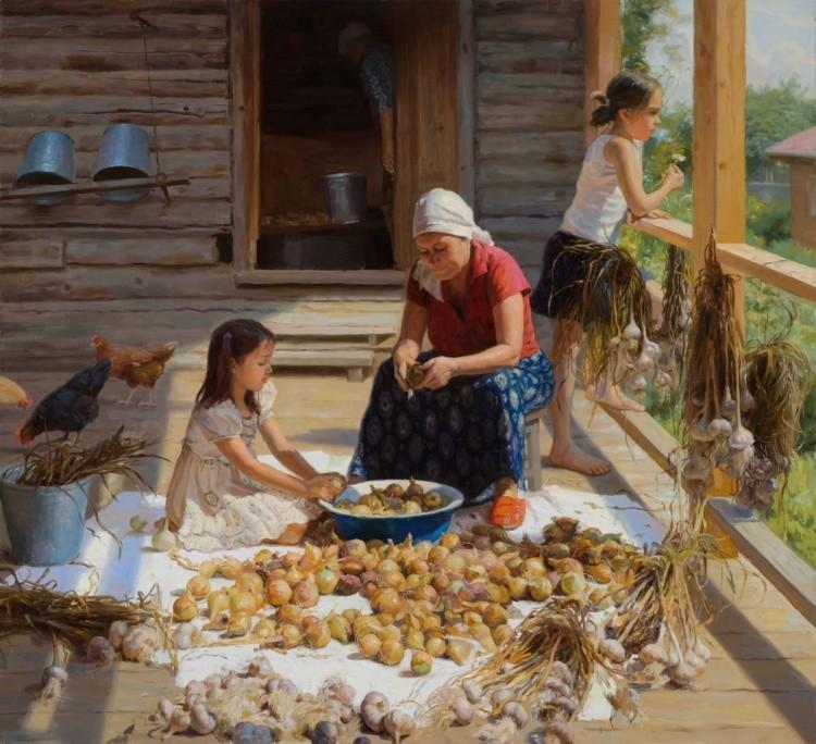художник Андрей Дареев картины – 18