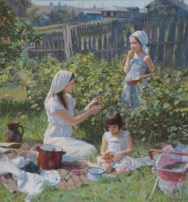 художник Андрей Дареев картины – 24