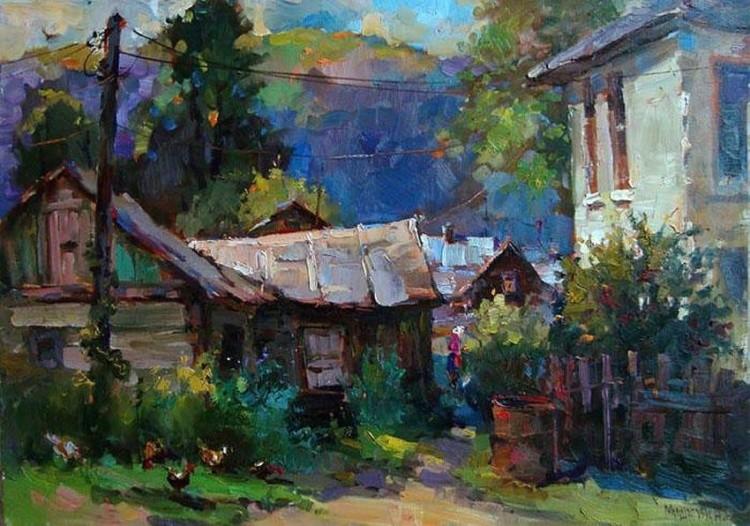 художник Андрей Мишагин картины – 07