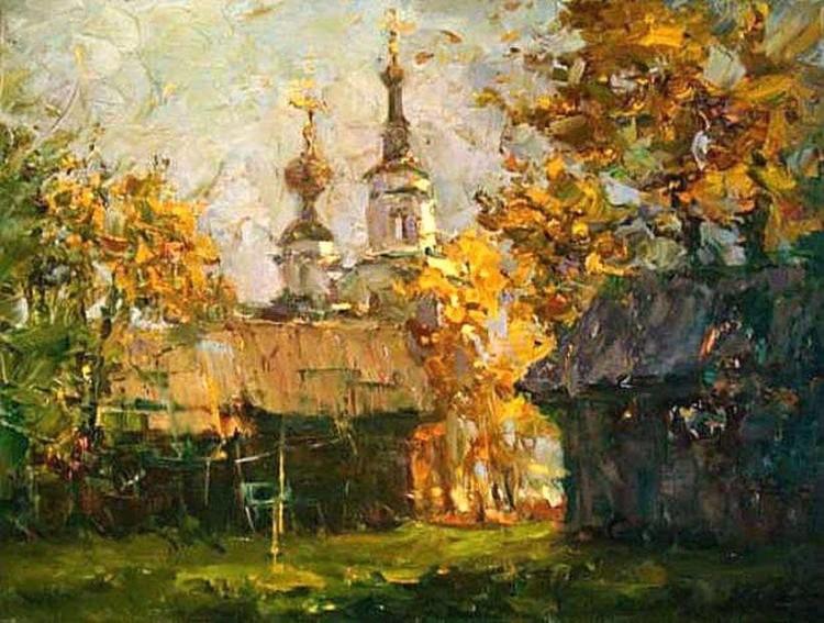 художник Андрей Мишагин картины – 08