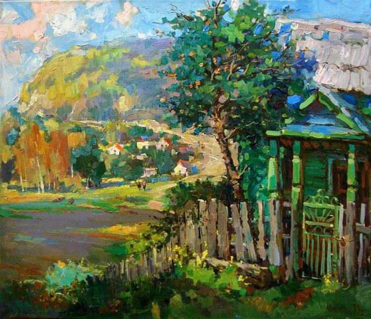 художник Андрей Мишагин картины – 11