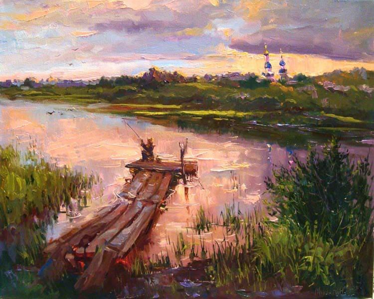 художник Андрей Мишагин картины – 13