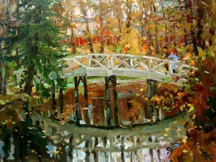 художник Андрей Мишагин картины – 16