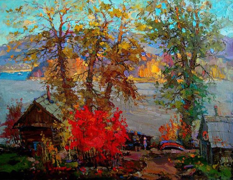 художник Андрей Мишагин картины – 17