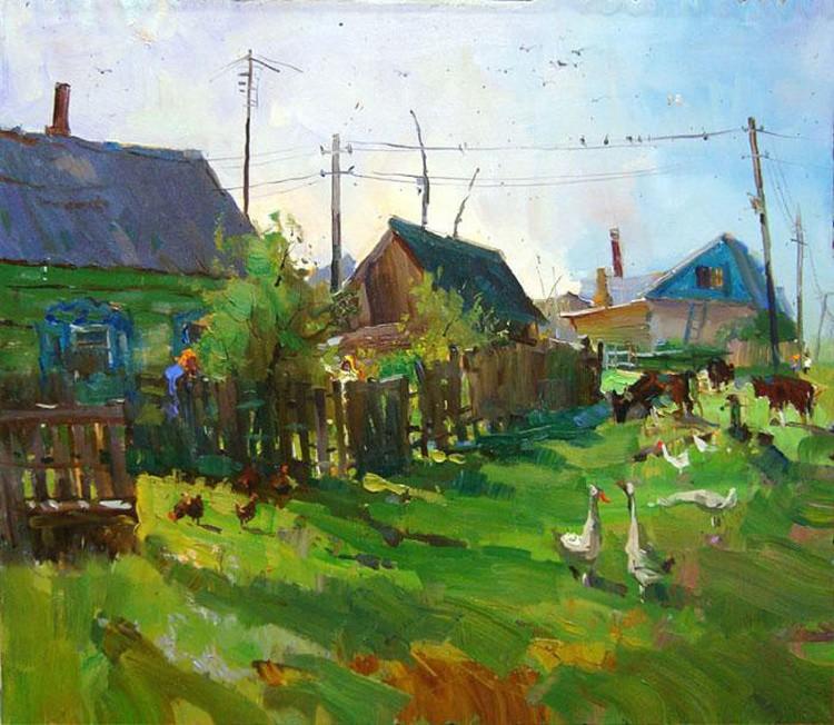художник Андрей Мишагин картины – 18