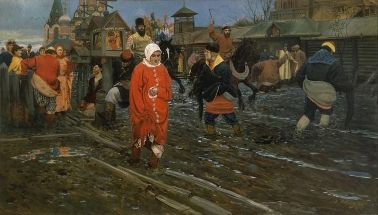 художник Андрей Рябушкин картины – 06