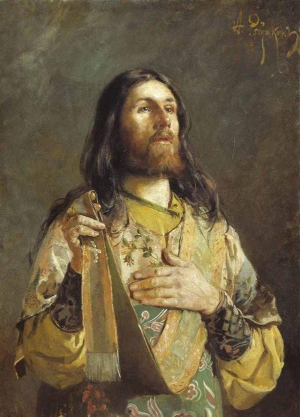 художник Андрей Рябушкин картины – 11