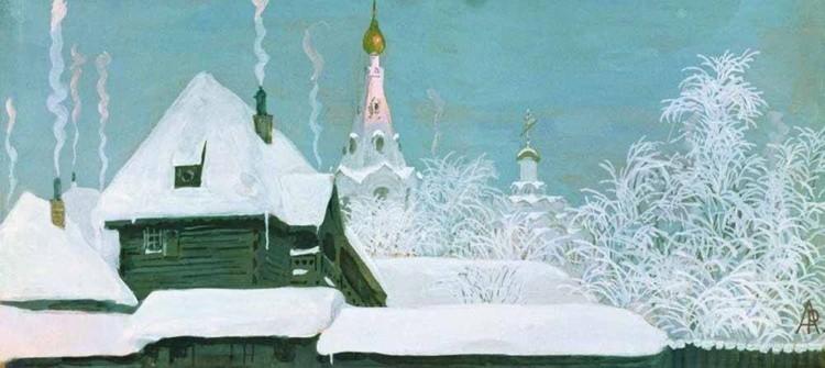 художник Андрей Рябушкин картины – 14