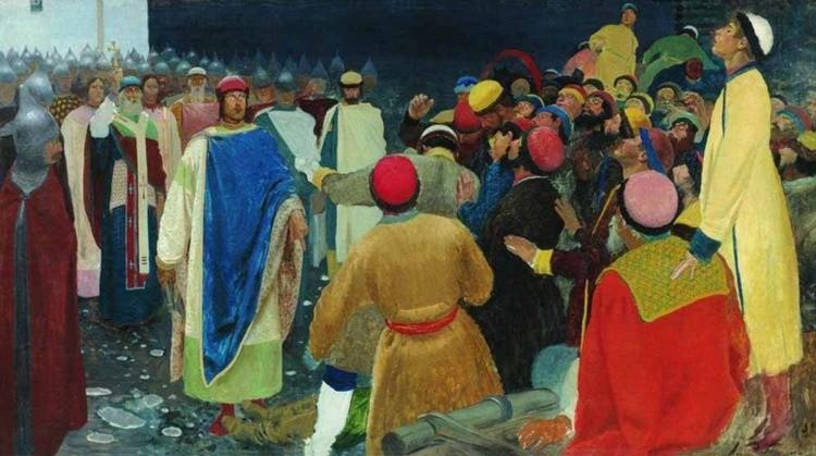 художник Андрей Рябушкин картины – 15
