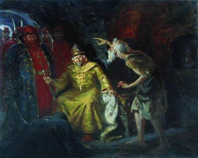 художник Андрей Рябушкин картины – 16