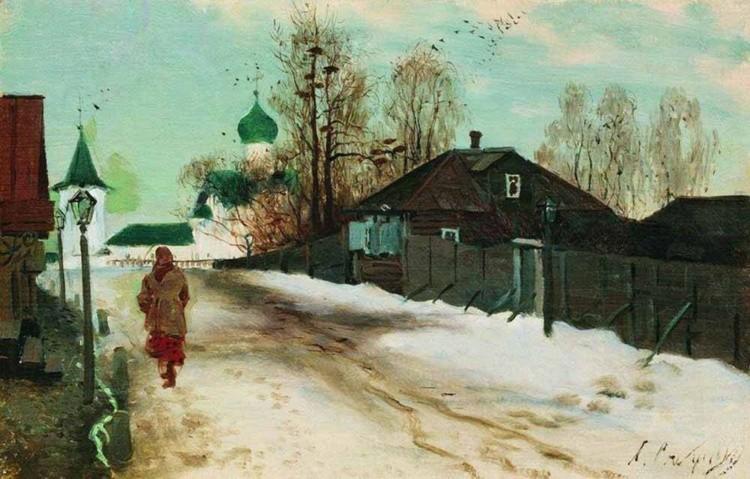 художник Андрей Рябушкин картины – 19