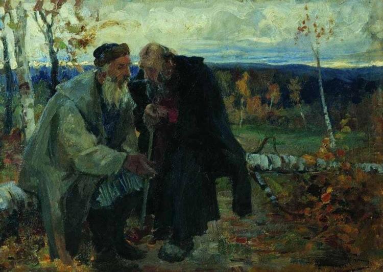 художник Андрей Рябушкин картины – 24