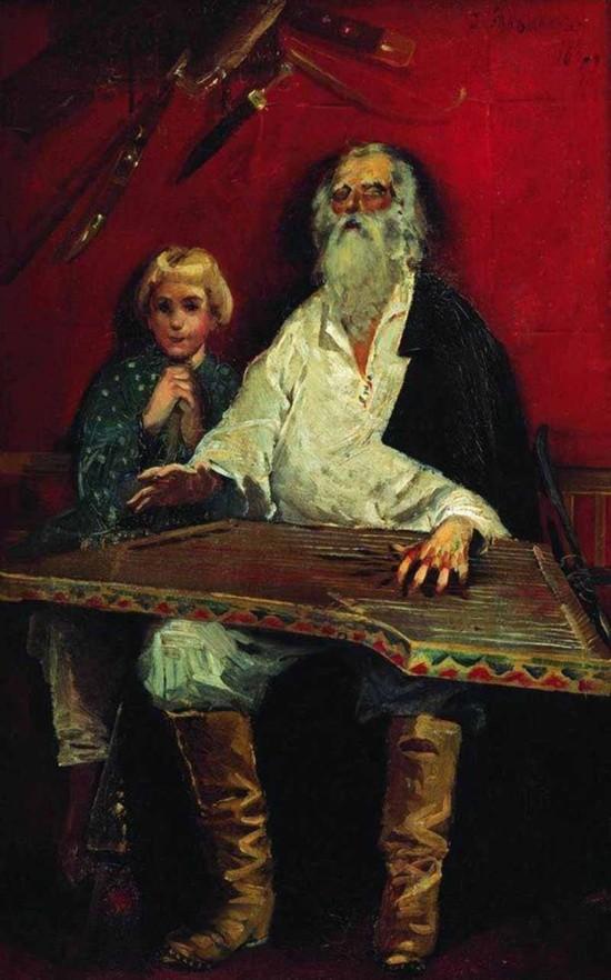 художник Андрей Рябушкин картины – 30