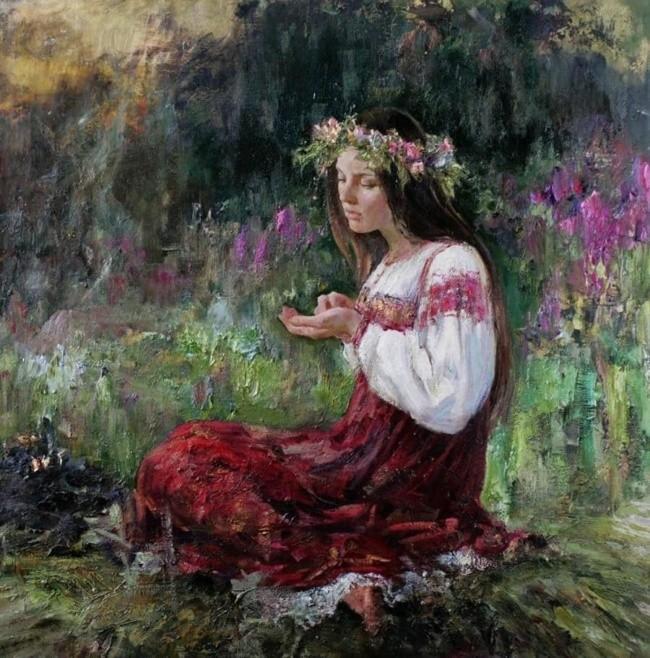 художник Анна Виноградова картины – 07