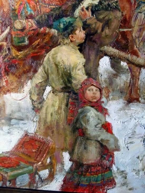 художник Анна Виноградова картины – 16