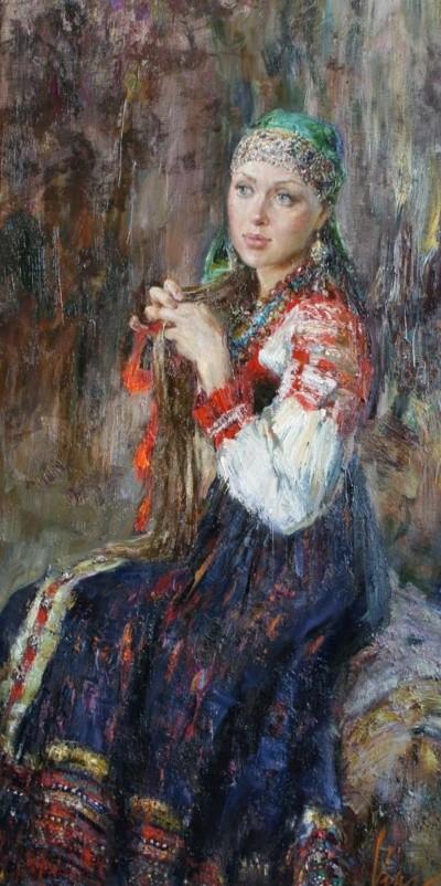 художник Анна Виноградова картины – 18