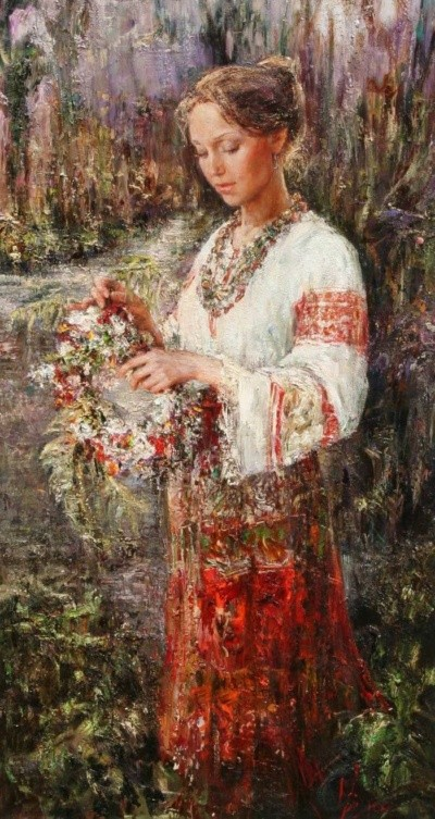 художник Анна Виноградова картины – 19