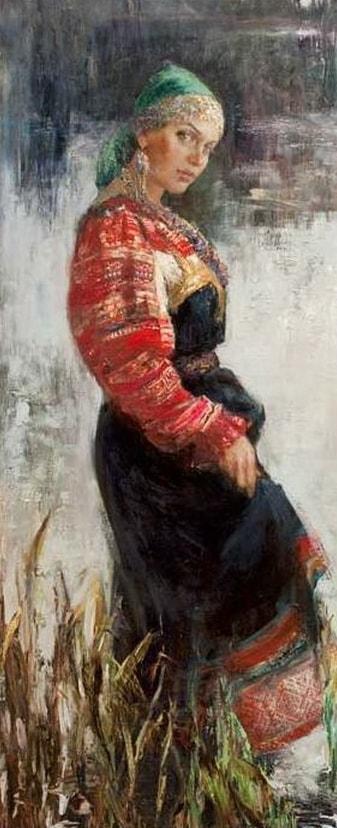 художник Анна Виноградова картины – 22