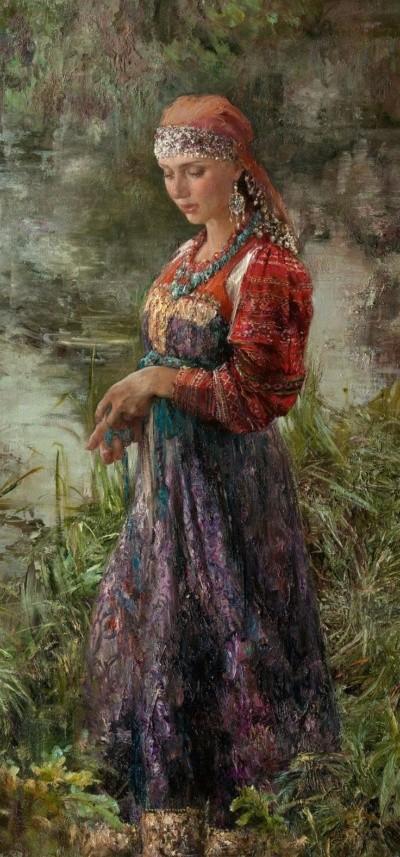 художник Анна Виноградова картины – 24