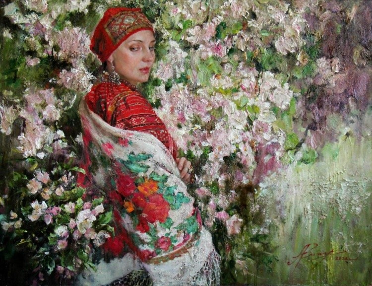 художник Анна Виноградова картины – 28