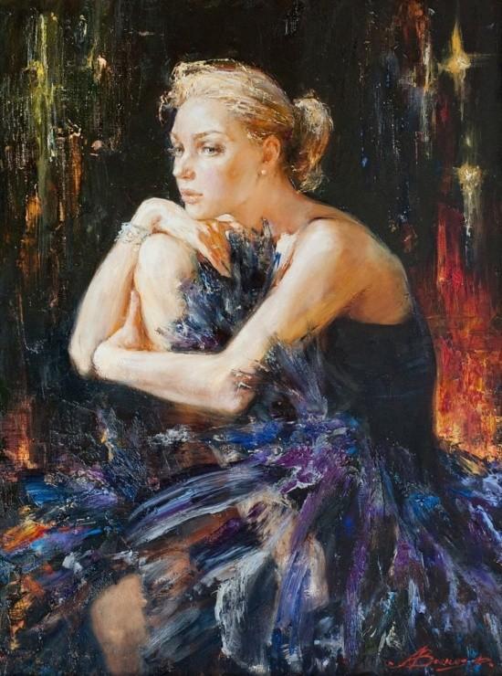 художник Анна Виноградова картины – 32