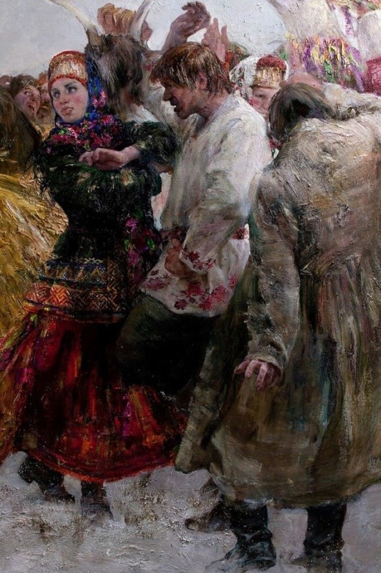 художник Анна Виноградова картины – 33