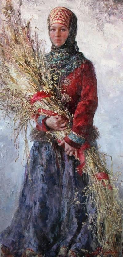 художник Анна Виноградова картины – 35