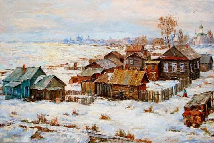 художник Антон Колоколов картины – 04
