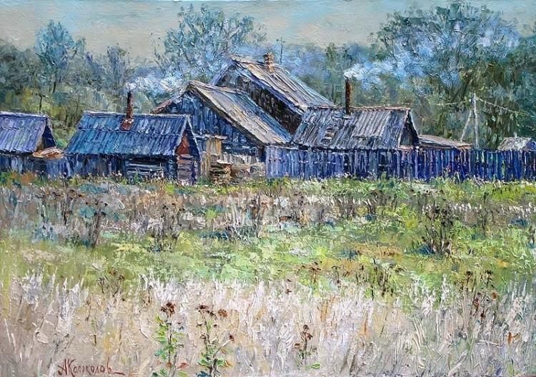 художник Антон Колоколов картины – 05