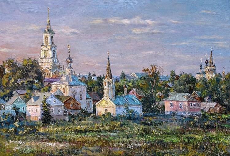 художник Антон Колоколов картины – 06