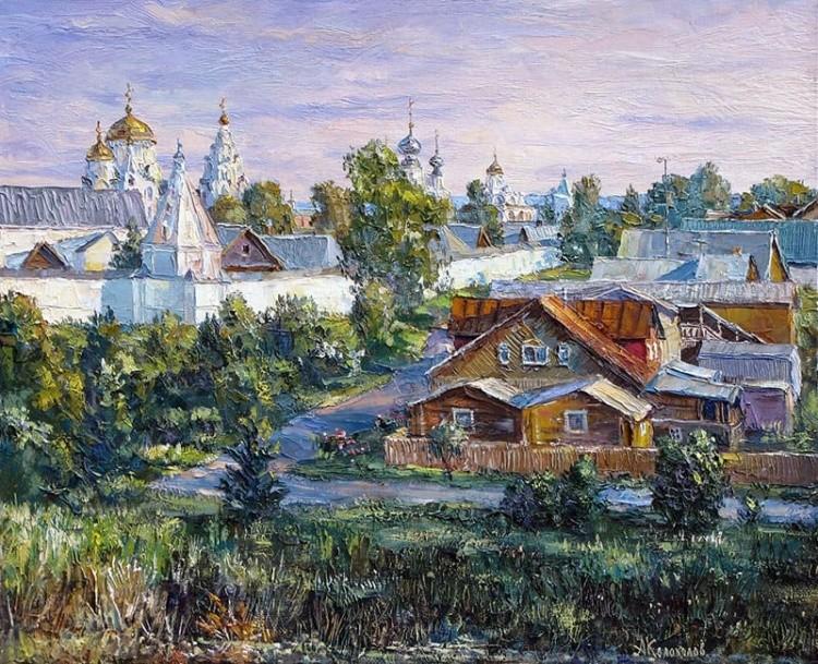 художник Антон Колоколов картины – 07