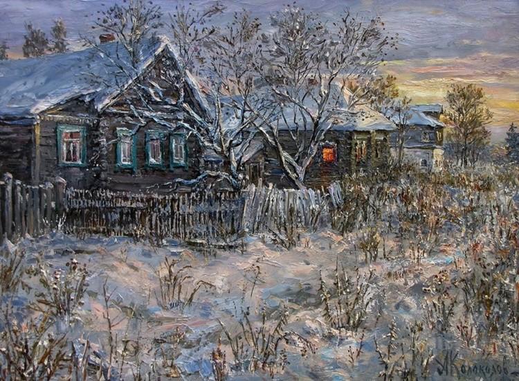 художник Антон Колоколов картины – 12