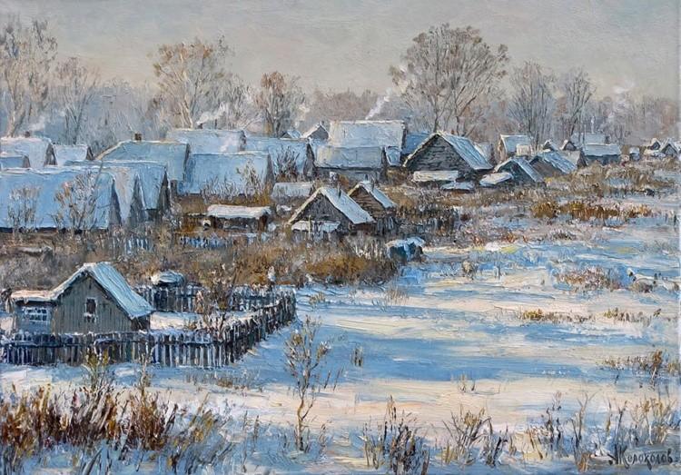 художник Антон Колоколов картины – 13