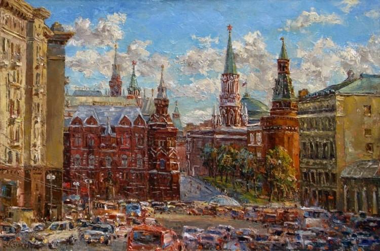 художник Антон Колоколов картины – 16