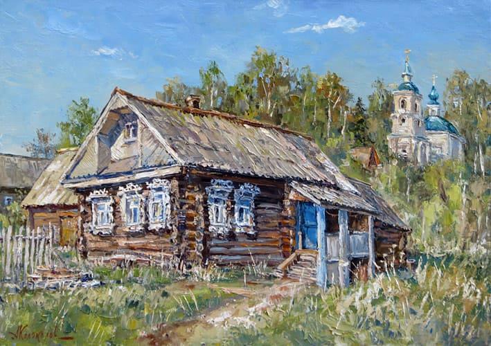 художник Антон Колоколов картины – 18