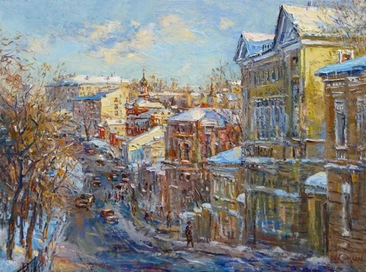 художник Антон Колоколов картины – 19