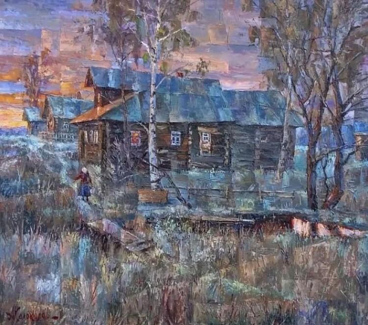 художник Антон Колоколов картины – 20