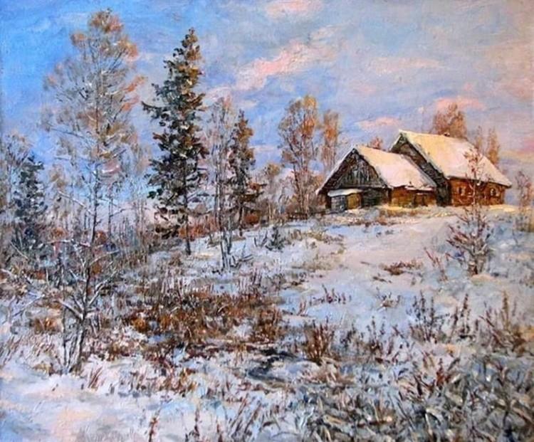 художник Антон Колоколов картины – 21