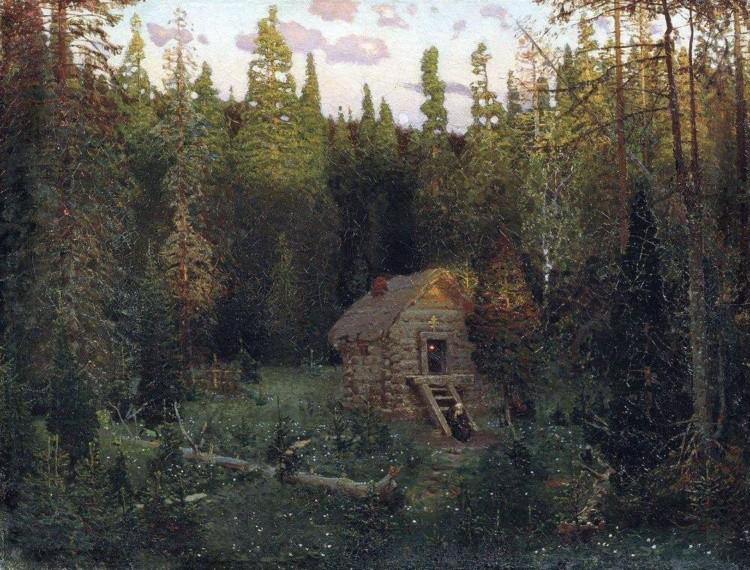 художник Аполлинарий Васнецов картины – 04