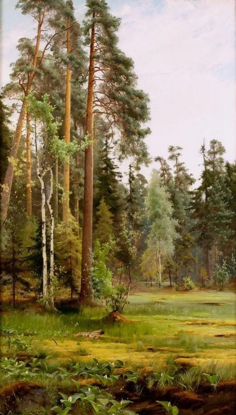 художник Арвид Мауриц Линдстрем (Arvid Mauritz Lindstrom) картины – 08