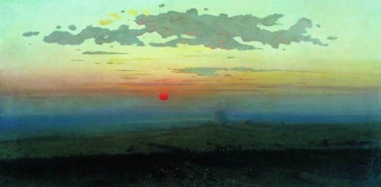 художник Архип Куинджи картины – 21