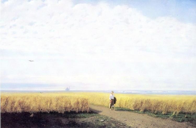 художник Архип Куинджи картины – 31