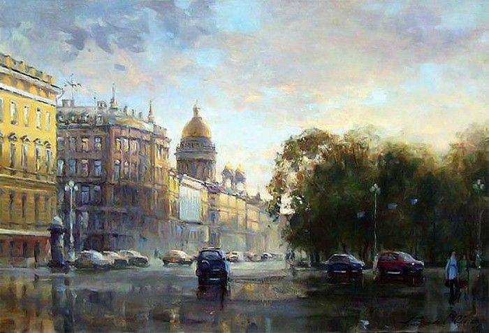 художник Азат Галимов картины – 06