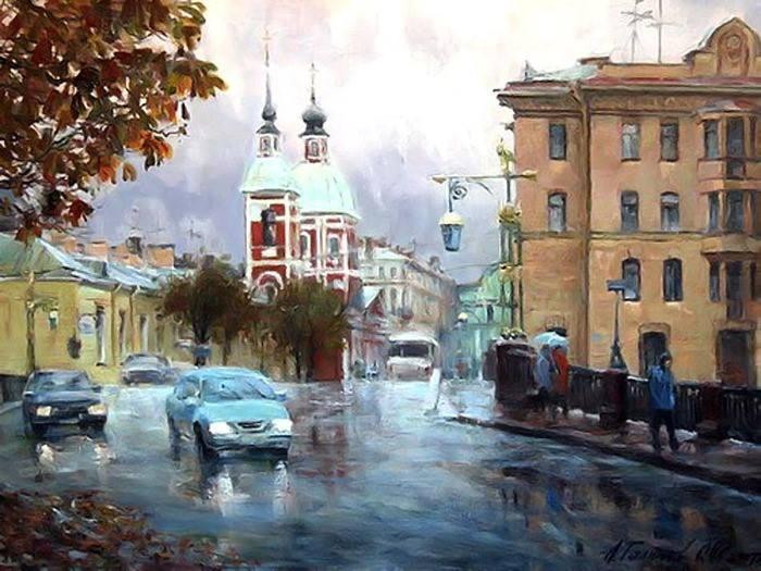 художник Азат Галимов картины – 09