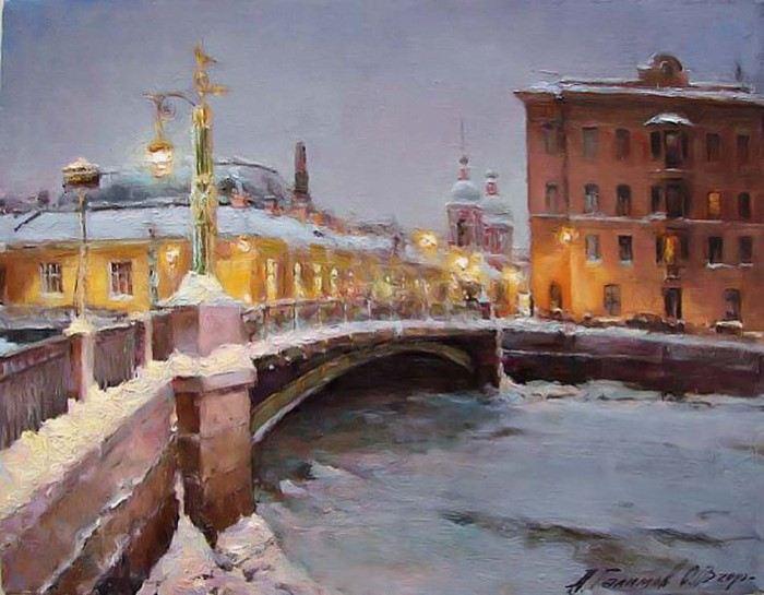 художник Азат Галимов картины – 11
