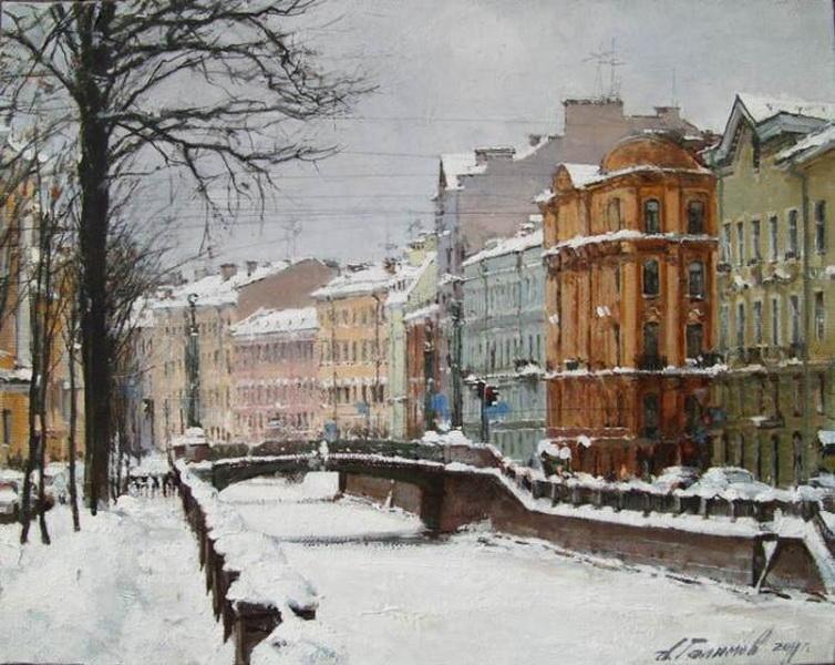 художник Азат Галимов картины – 13