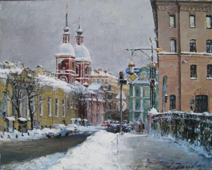 художник Азат Галимов картины – 14