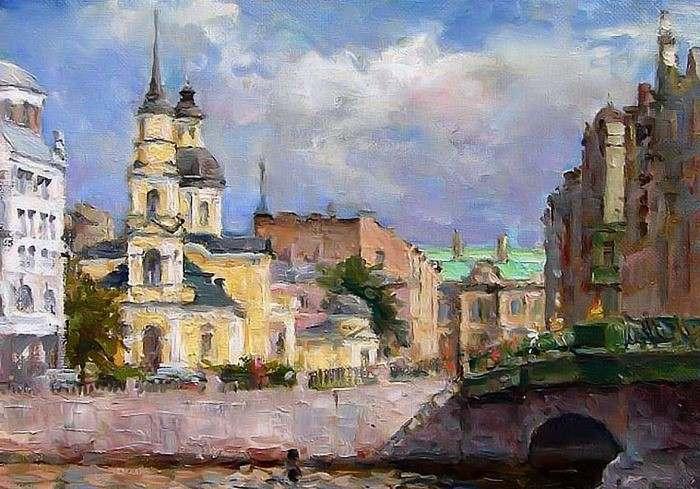 художник Азат Галимов картины – 18