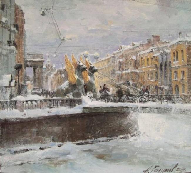 художник Азат Галимов картины – 20